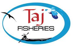 Taj Fisheries Logo